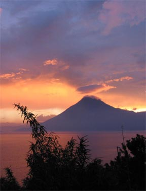 Writing retreats on Lake Atitlan, Guatemala